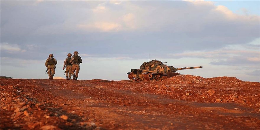 Fırat Kalkanı bölgesinde 7 terörist etkisiz hale getirildi