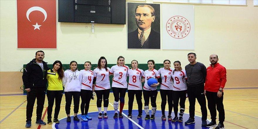 Golbol Kadın Milli Takımı olimpiyat şampiyonu unvanını korumak istiyor