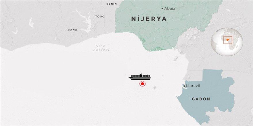 Türkiye'nin Librevil Büyükelçisi Kaygısız: Nijerya'da saldırıya uğrayan geminin limana ulaşmasını bekliyoruz