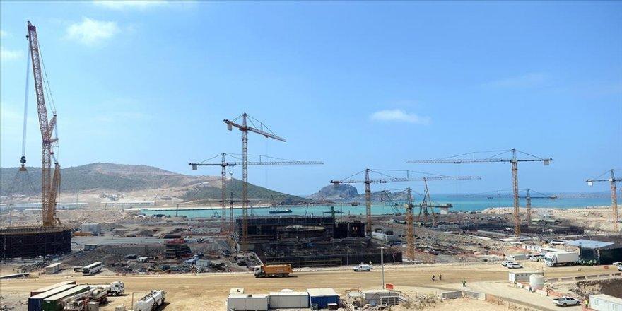 Akkuyu Nükleer AŞ: Santralin 100 kilometre yakınında diri fay hattı bulunmuyor