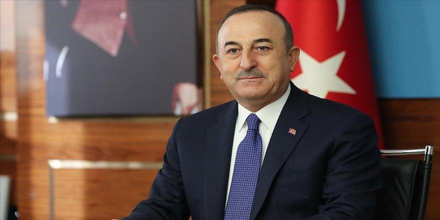 Bakan Çavuşoğlu: Nijerya'daki gemi baskınında kaçırılanlar için gerekli tüm temaslar başlatıldı