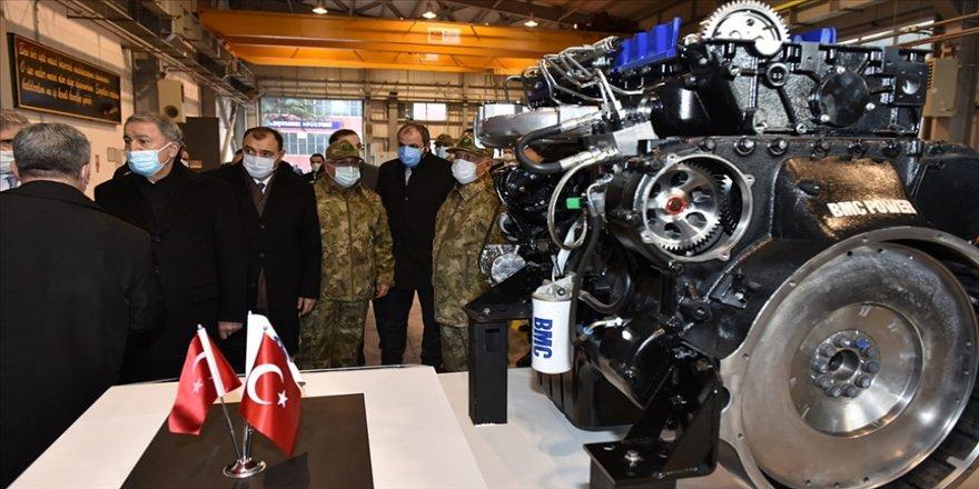 BMC'nin 'yerli motorları' askeri araçlarda