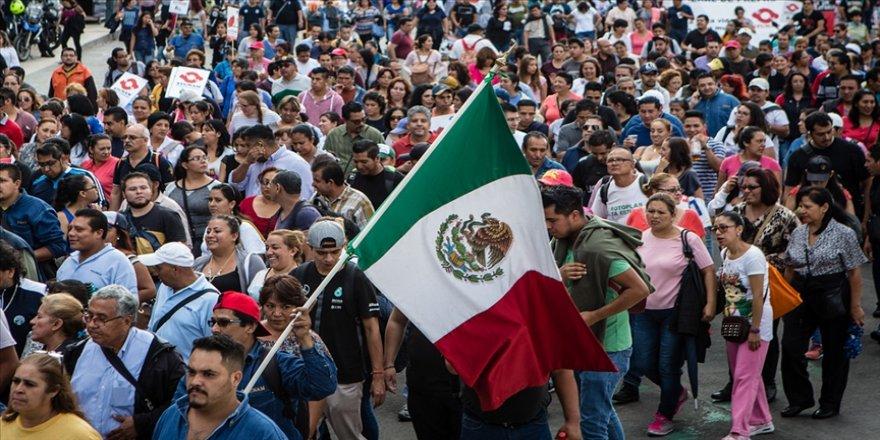 Meksika'nın nüfusu 126 milyonu geçti