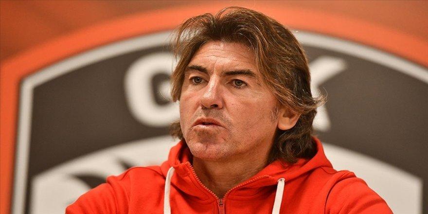 Gaziantep FK Teknik Direktörü Pinto: Morais bizimle kalacak