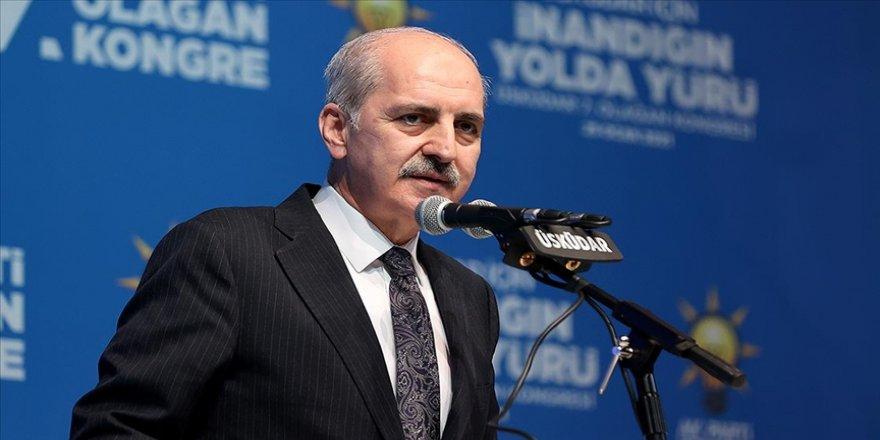 AK Parti Genel Başkanvekili Kurtulmuş: Erdoğan'ın resminin arkasına sığınarak siyaset yapma devri geride kalmıştır