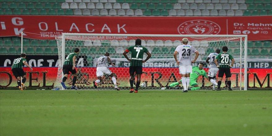 Süper Lig'de ilk yarının gol raporu