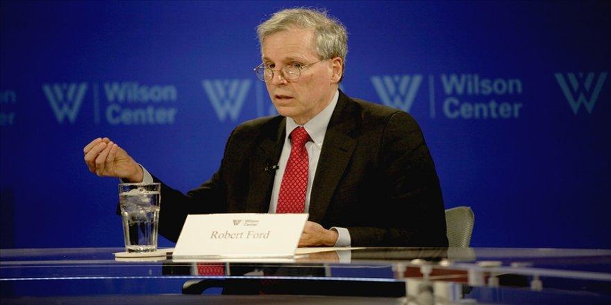 ABD'nin son Şam Büyükelçisi Ford ülkesinin Suriye'deki stratejisinin başarısız olduğunu düşünüyor