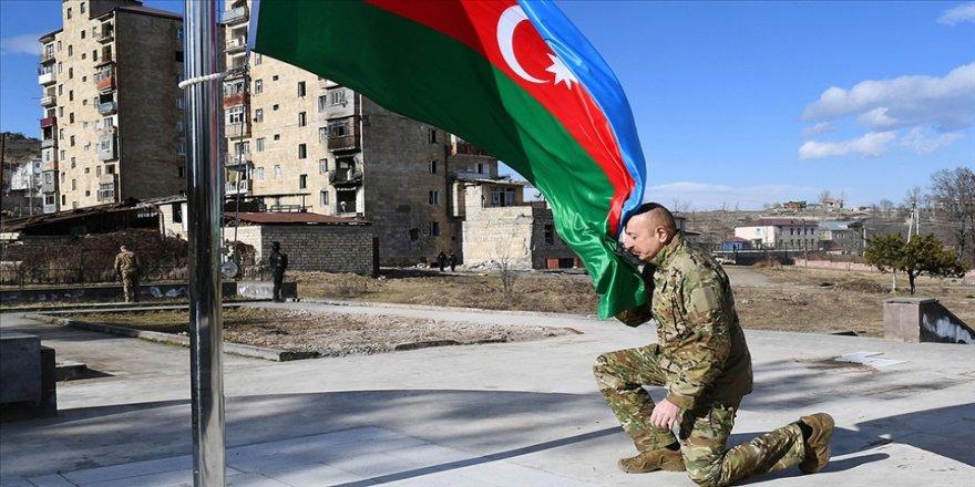 Azerbaycan işgalden kurtarılan bölgelerde 'akıllı şehirler' inşa edecek