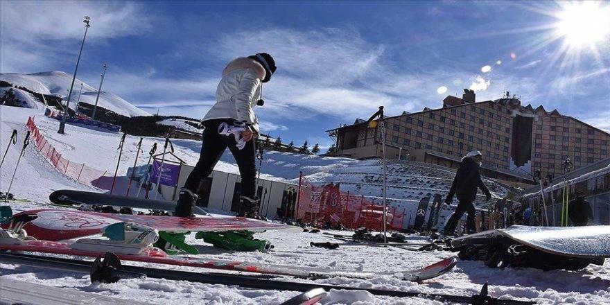 İçişleri Bakanlığından kayak merkezlerindeki otellerde uygulanacak Kovid-19 tedbirleriyle ilgili genelge