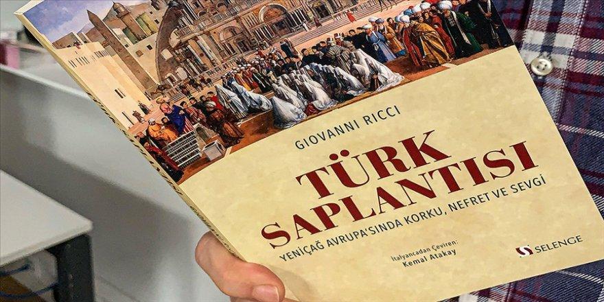 Batı Avrupa kültüründe 'Türk Saplantısı'