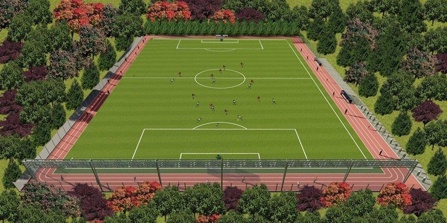 2021'de 6 yeni spor tesisi açılacak