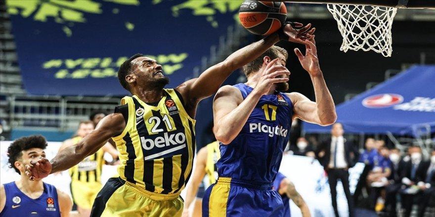 Fenerbahçe THY Avrupa Liginde galibiyet serisini 7 maça çıkardı