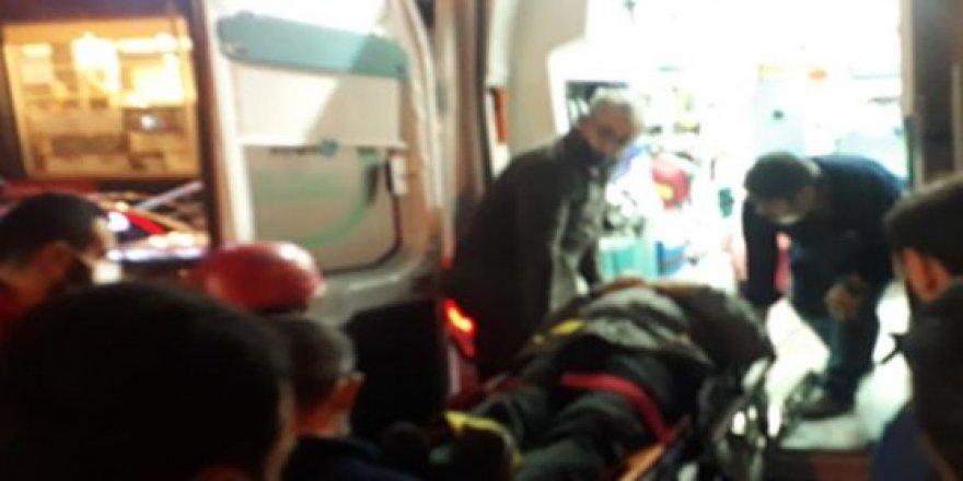 Gebze Tem otoyolunda Trafik kazası : 7 yaralı