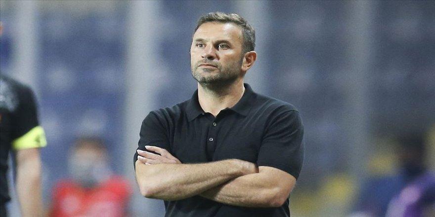 Medipol Başakşehir Teknik Direktörü Buruk: Bu maçın bizim için çıkış olacağını düşünüyoruz