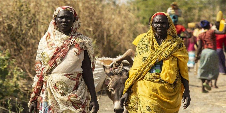 BM: Güney Sudan'da 8,3 milyon kişi insani yardıma muhtaç
