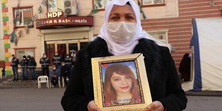 Diyarbakır annesi Aydan Arslan: Kılıçdaroğlu, Akşener ve diğer partiler gelsinler, evlatlarımızı beraber isteyelim