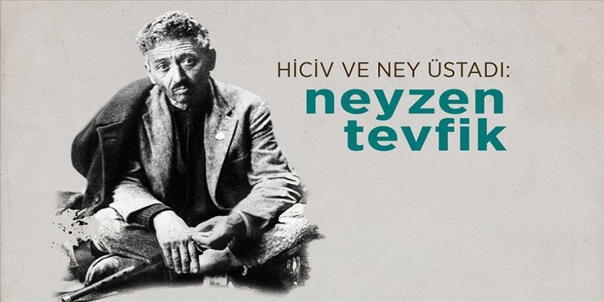 Türk musikisinin unutulmaz ney virtüözü: Neyzen Tevfik