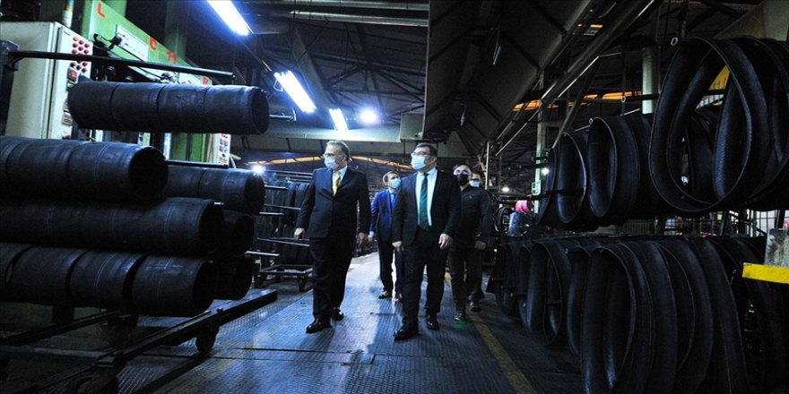 TÜBİTAK Efficiency Challenge Elektrikli Araç Yarışları'nın lastikleri, yerli üretim 'Anlas' olacak