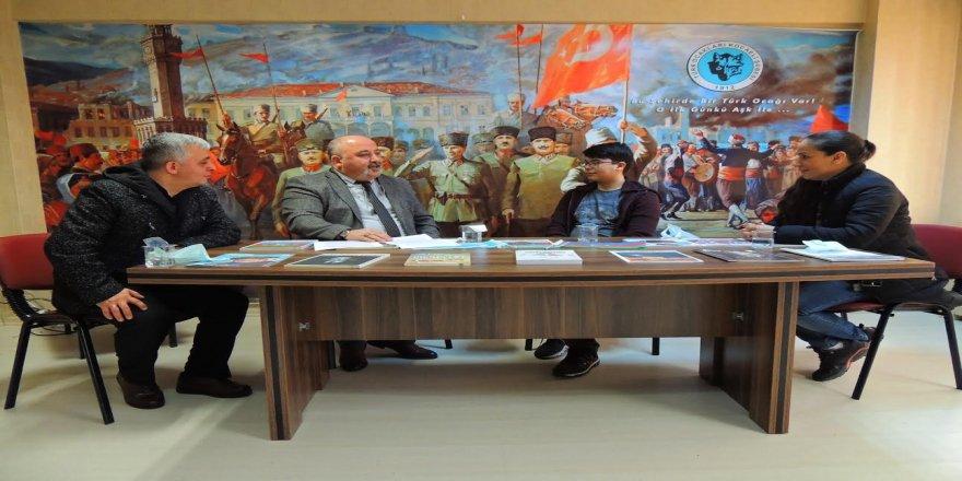 Türk Ocağında bu hafta Üstün Zekalılar konuşuldu.