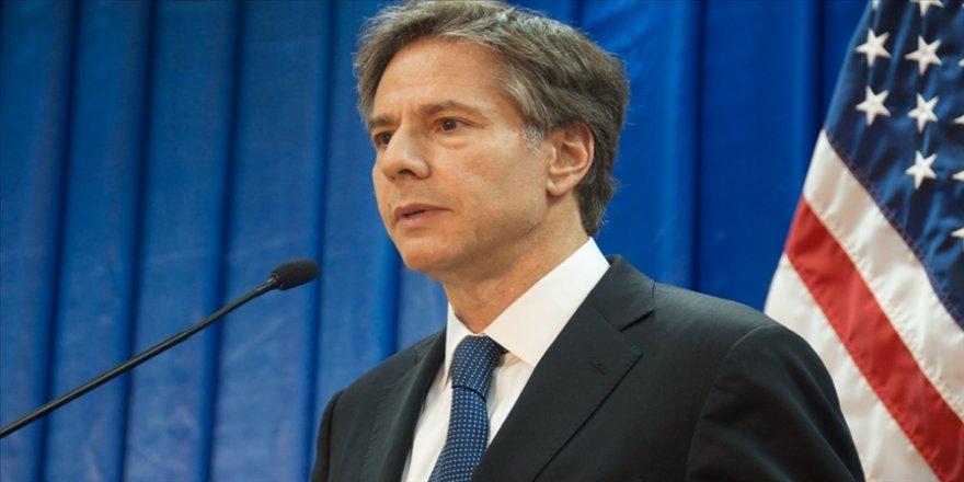 Blinken, Stoltenberg ile görüşmesinde 'ABD'nin NATO'nun güçlendirilmesine olan bağlılığını' teyit etti
