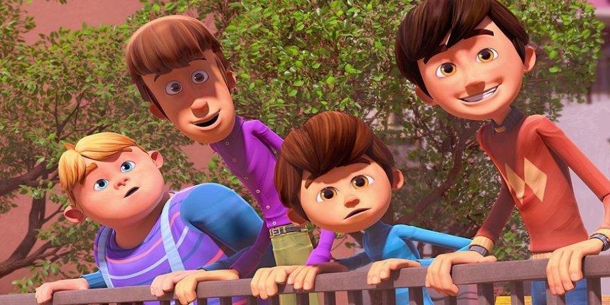 TRT Çocuk'un sevilen çizgi dizileri şubatta yeni bölümleriyle izleyicilerin karşısında olacak
