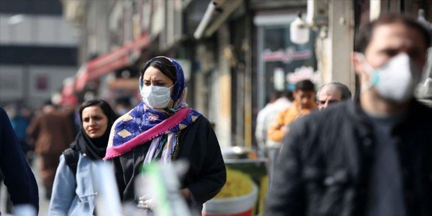 İran'da son 24 saatte Kovid-19'dan 85 kişi hayatını kaybetti