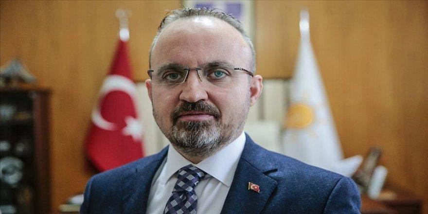 AK Parti Grup Başkanvekili Turan: Türkiye'de daha bağımsız bir yargı istiyoruz