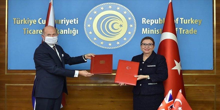 Birleşik Krallık yetkilisi Janvrin Türkiye ile ticari ilişkilerin geleceği konusunda iyimser