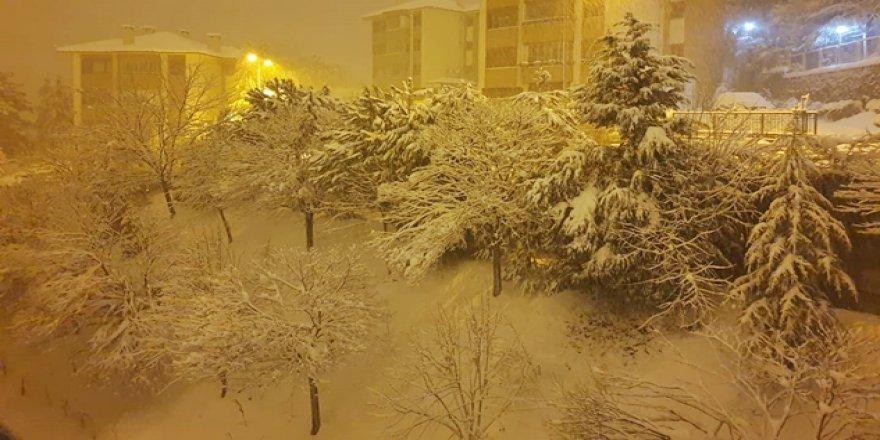 Bölgemizde Yoğun Kar Yağışı Bekleniyor