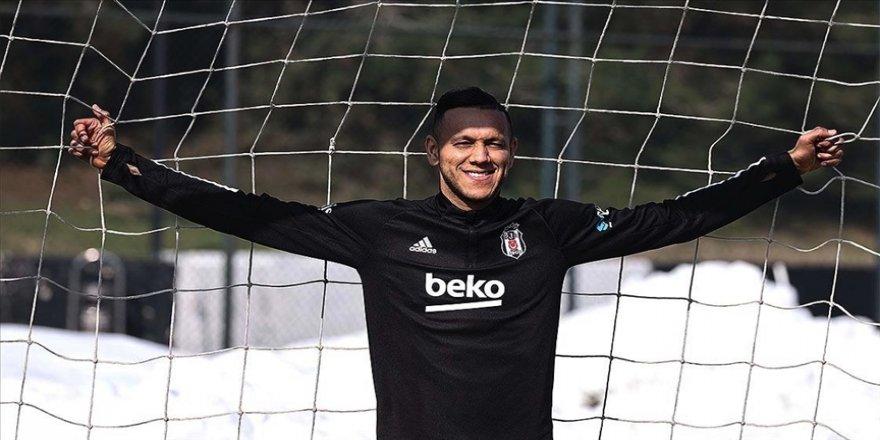 Beşiktaşlı futbolcu De Souza şampiyonluğa inanıyor