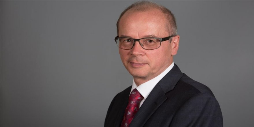 Avusturya'nın Türkiye Ticaret Müsteşarı Karabaczek: Türk inşaat şirketleriyle iş birliğinde büyük potansiyel görüyoruz