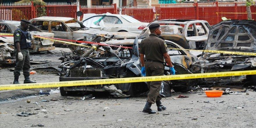 Nijerya'daki silahlı saldırı ve patlamalarda 10 kişinin öldüğü, 47 kişinin yaralandığı belirtildi