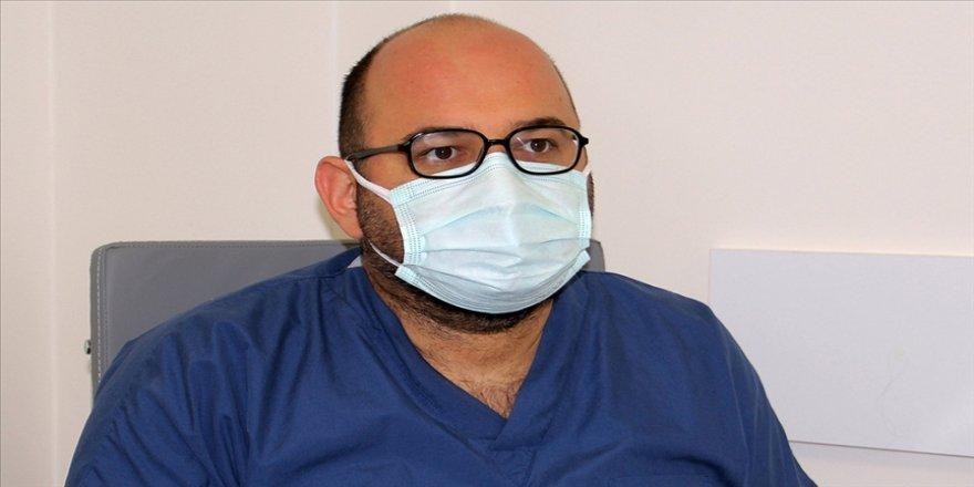 Sinop Atatürk Devlet Hastanesinde görevli Uzm. Dr. Aydoğan: Ek bir hastalığı olmayan insanlar da virüsten etkilendi