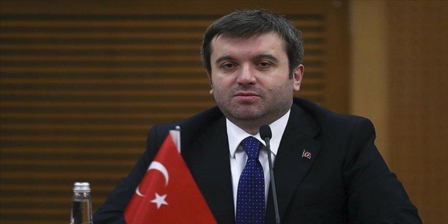 Dışişleri Bakan Yardımcısı Kıran: Türk dünyası ancak birlik olursa dirliğe kavuşur