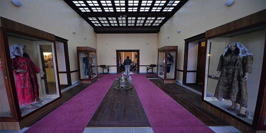 Safranbolu'nun 3 bin yıllık 'soyut ve somut' mirası Kent Tarihi Müzesi'nde yaşatılıyor