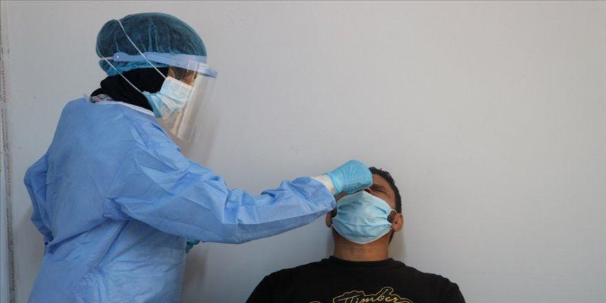Libya'da 23 kişide İngiltere'de ortaya çıkan mutasyonlu Kovid-19 tespit edildi