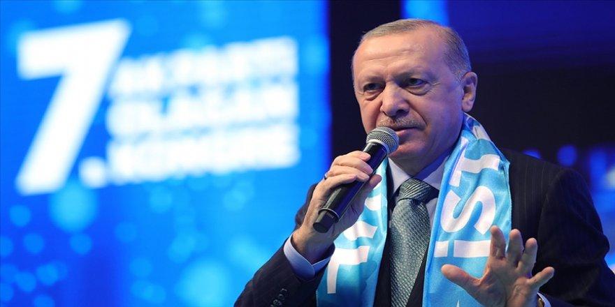 Cumhurbaşkanı Erdoğan: Önümüzdeki salı İnsan Hakları Eylem Planı'nı paylaşacağız