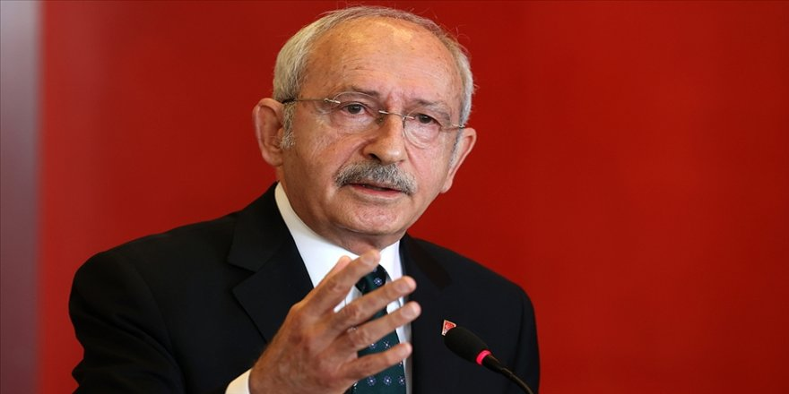 CHP Genel Başkanı Kılıçdaroğlu: Her alanda üreten çiftçilere destek olmak zorundayız