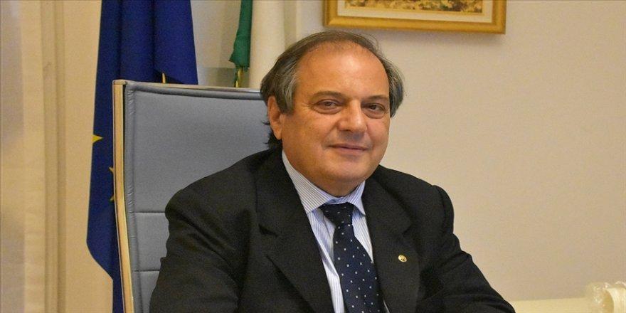 İtalya Cerrahlar Federasyonu Başkanı: İtalya için sürecin bu kadar sert ve dramatik seyretmesini kimse beklemiyordu