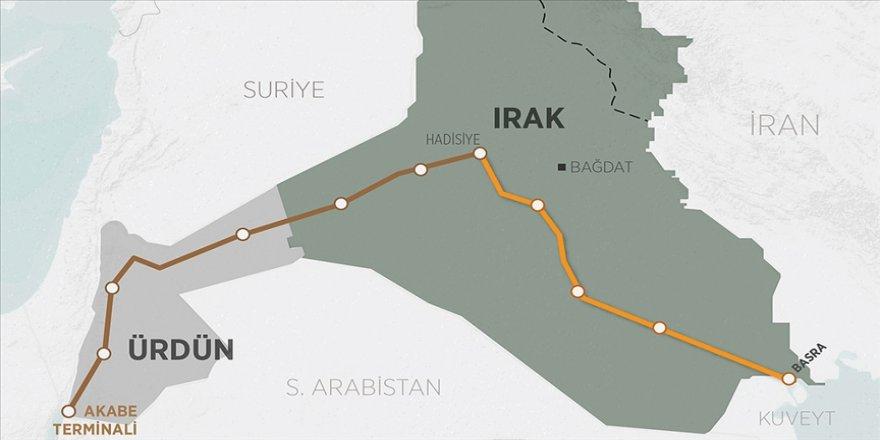Uzmanlara göre Basra-Akabe petrol boru hattının uzatılması projesi Ürdün ekonomisine katkı sağlayacak