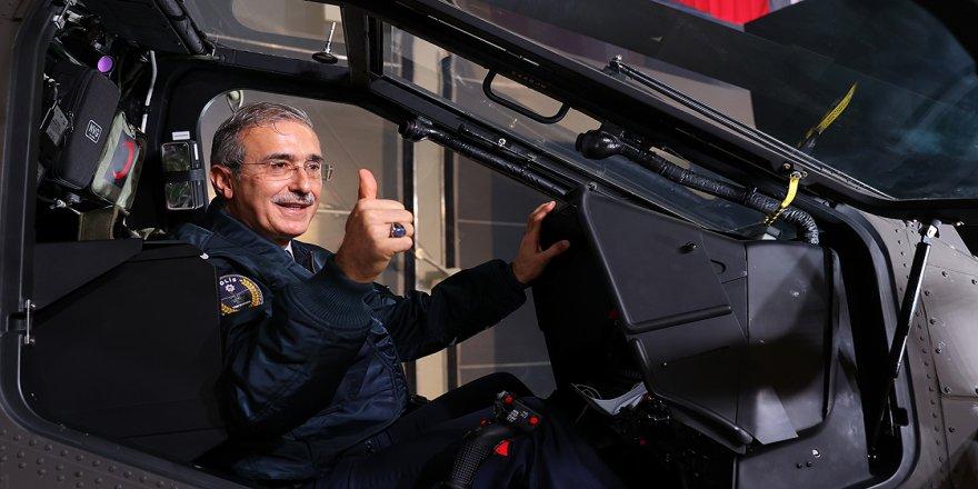 Emniyet Genel Müdürlüğünün ilk Atak helikopteri teslim edildi