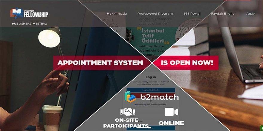 '6. İstanbul Publishing Fellowship', 9 Mart'ta başlayacak