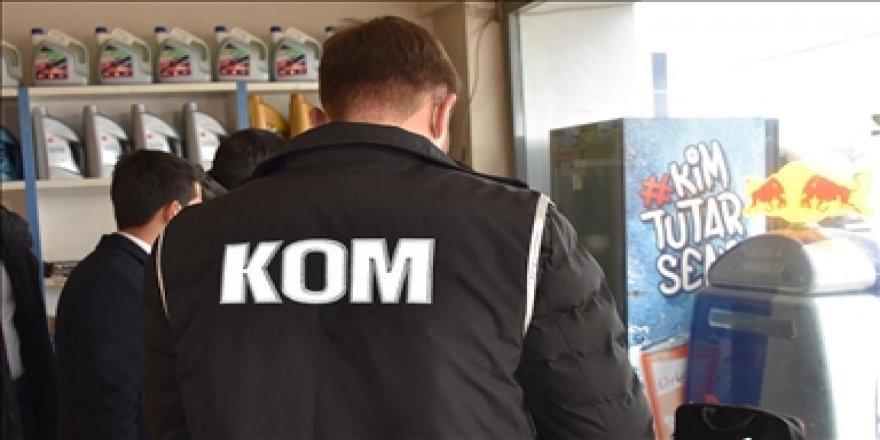 36 ilde akaryakıtta vergi kaçakçılığı operasyonu: 120 gözaltı