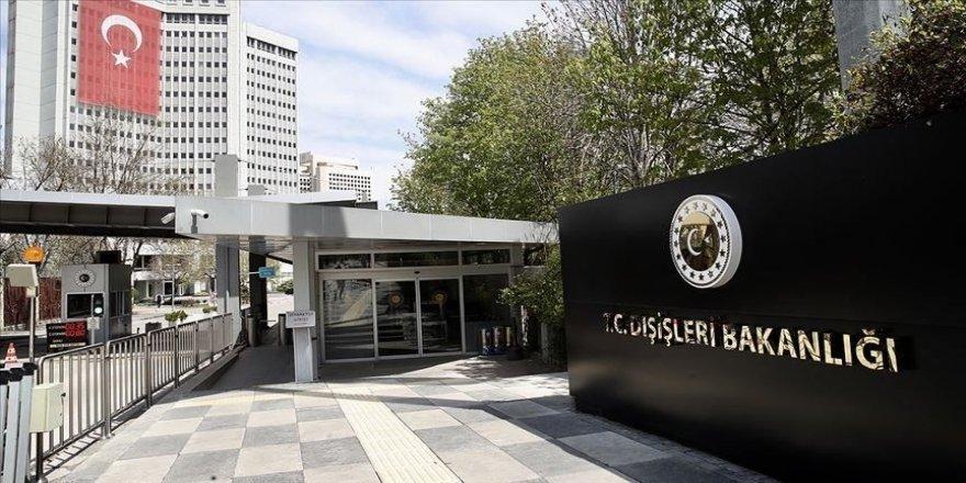 Dışişleri Bakanlığı: Can Azerbaycan'ın acısını kalbimizin en derinlerinde hissediyor ve paylaşıyoruz