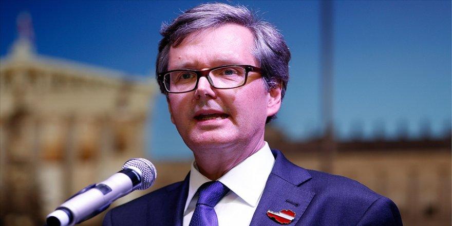 Avusturya'nın Ankara Büyükelçisi Wimmer: Türkiye, Orta Doğu, Orta Asya ve Afrika pazarları için önemli bir köprü