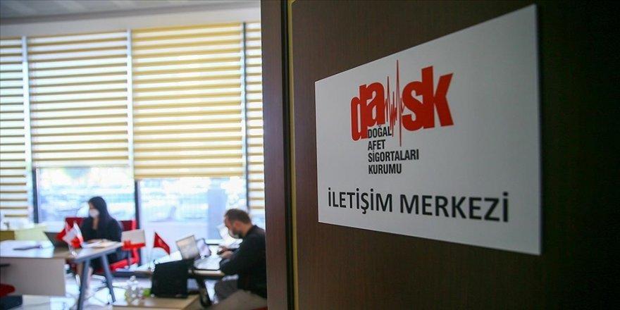DASK'tan deprem sigortası yaptırma çağrısı