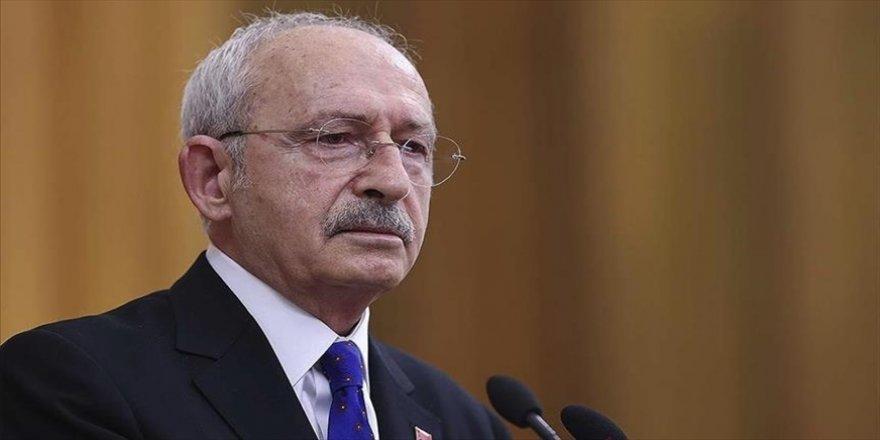 CHP Genel Başkanı Kılıçdaroğlu: Tüm insanlık adına, aynı acıların bir daha yaşanmamasını diliyorum