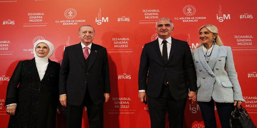 Cumhurbaşkanı Erdoğan: Nisan ayından itibaren Galataport'un faaliyete geçmesini bekliyoruz