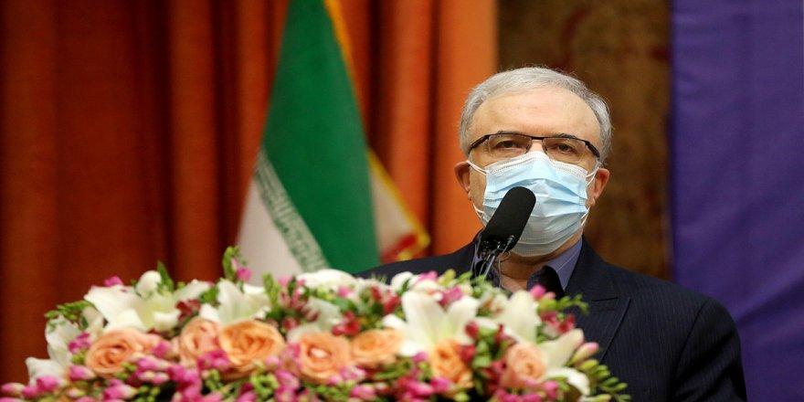 İran Sağlık Bakanı Nemeki'den halka Kovid-19 uyarısı: Kendinizi fırtınaya hazırlayın