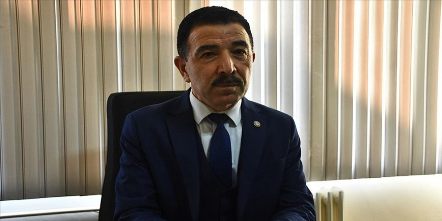 Adaleti Savunanlar Derneği Konya Şube Başkanı Kanmaz: Kızlarımın isimleri bile 'irticai isimler' diye not alınmış